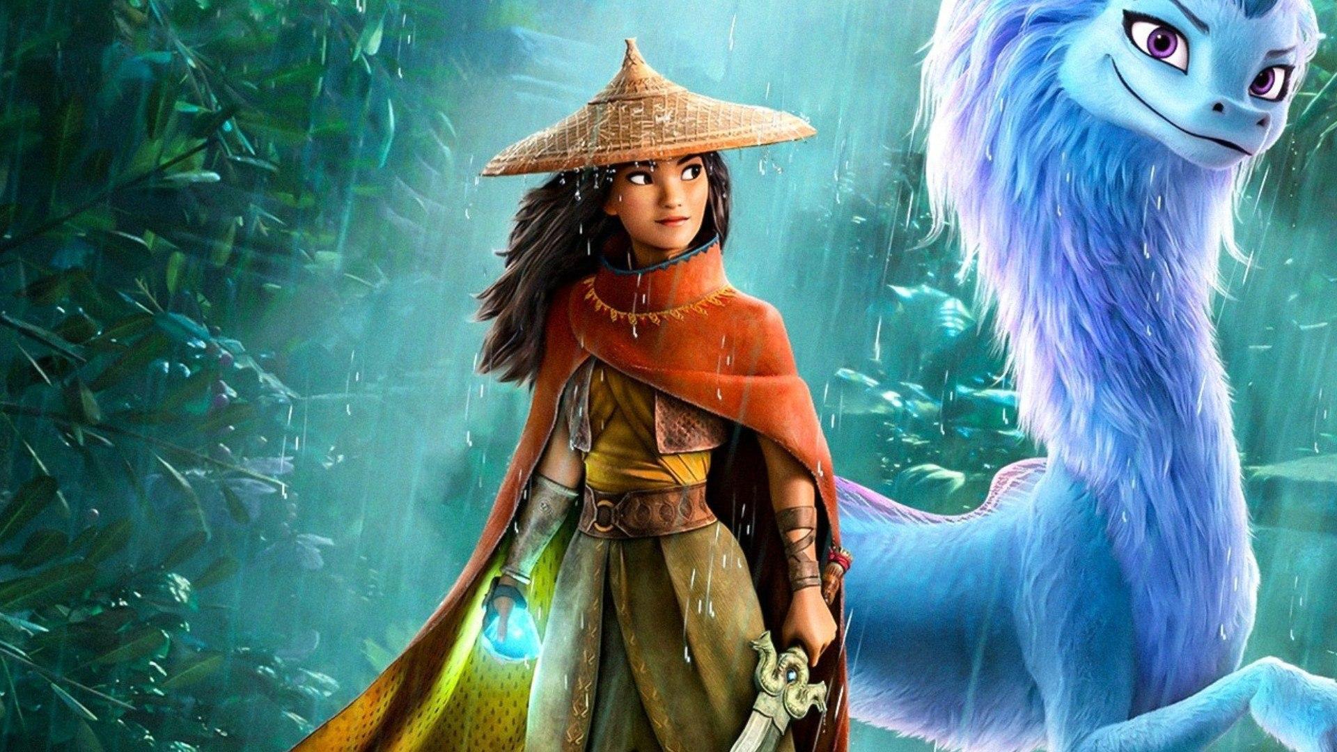Primafila 3 HD Raya e l'ultimo drago