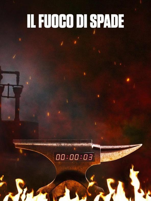 Il fuoco di spade - 1^TV