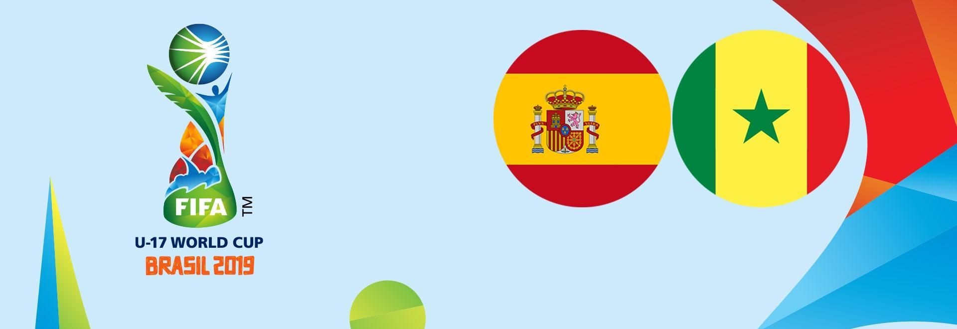 Spagna - Senegal. Ottavi