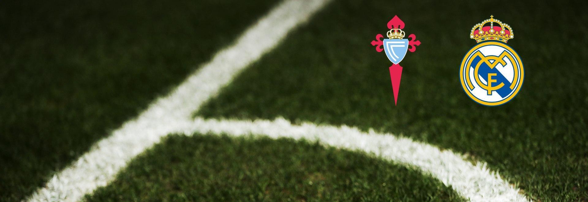 Celta Vigo - Real Madrid. 28a g.