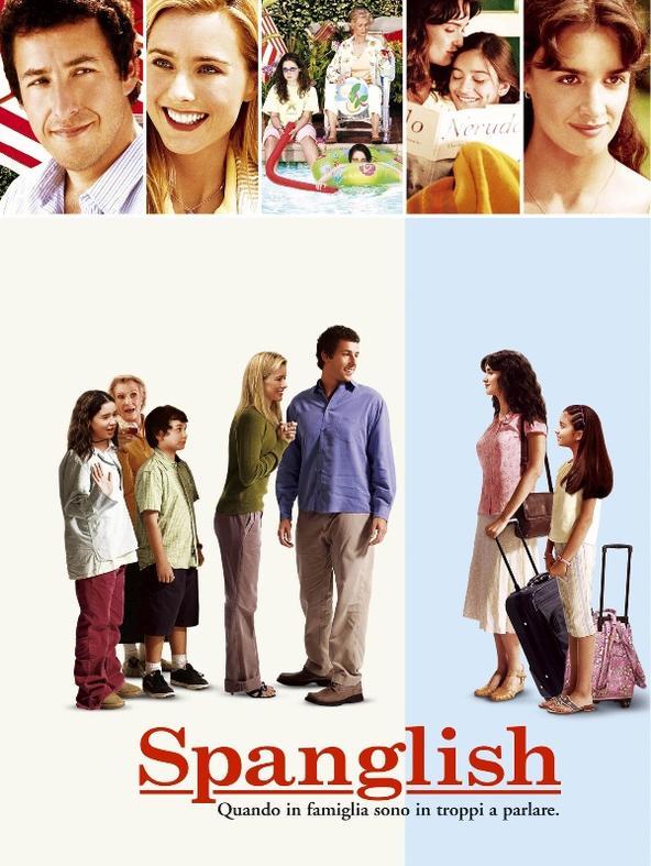 Spanglish - Quando in famiglia sono...