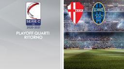 Padova - Renate. Playoff Quarti Ritorno