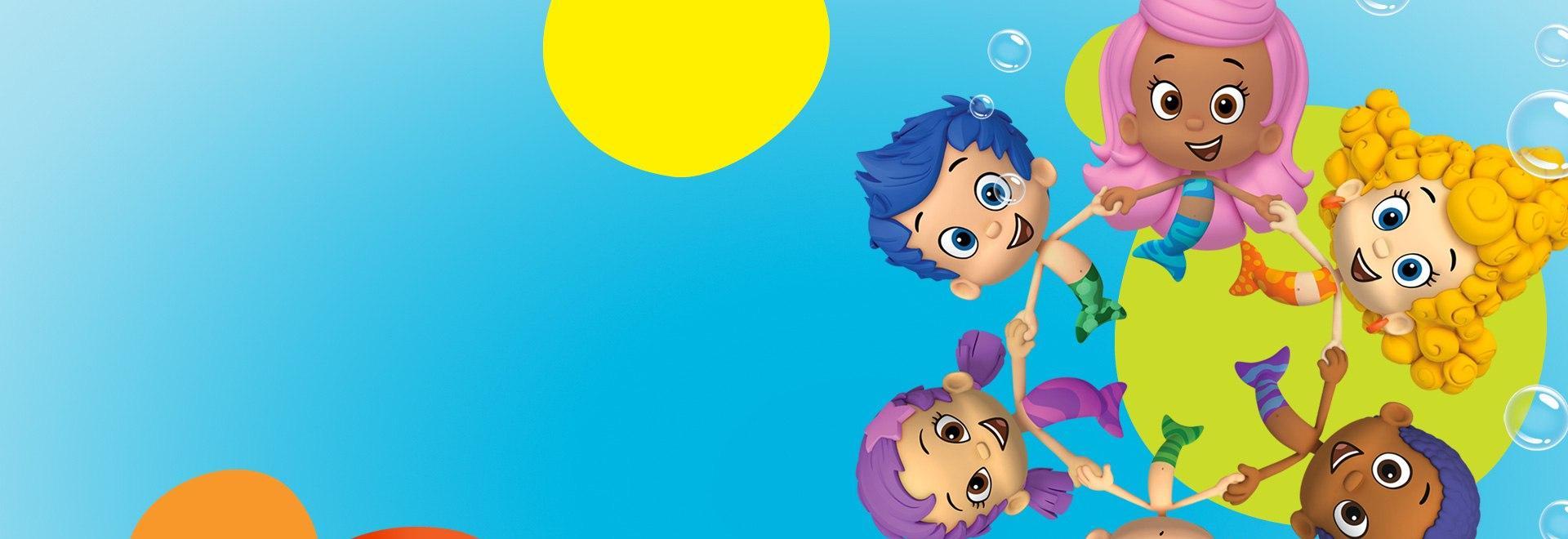 Bubble Guppies traslocatori!