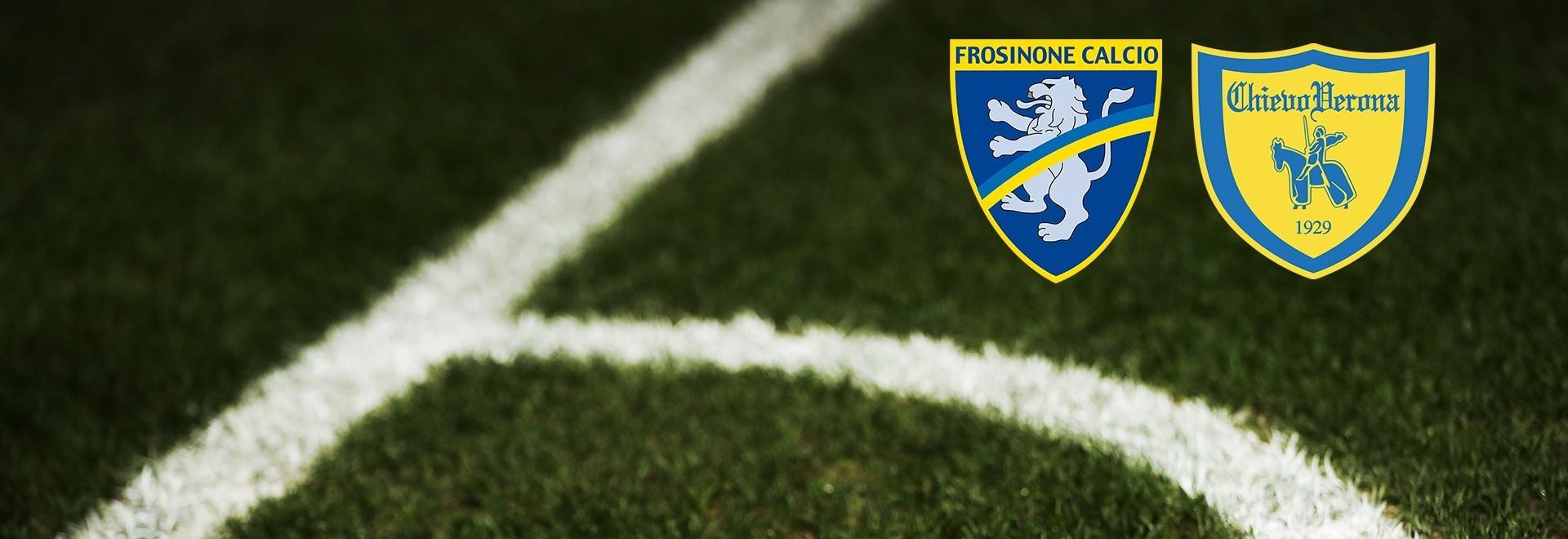 Frosinone - Chievo. 12a g.