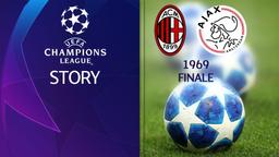 Milan - Ajax 1969