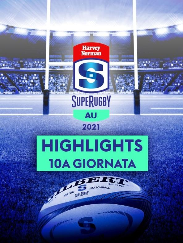 S2 Ep10 - Highlights Super Rugby Australia