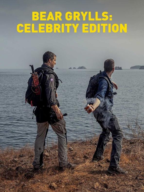 Bear Grylls: Celebrity Edition