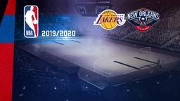 LA Lakers - New Orleans