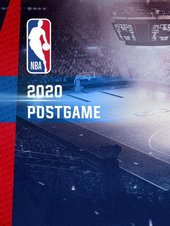 NBA 2020 Postgame