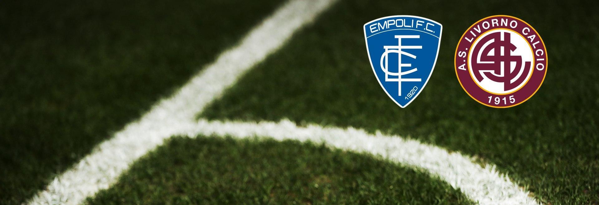 Empoli - Livorno. 19a g.