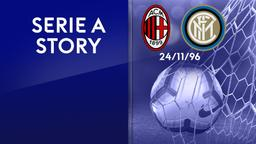 Milan - Inter 24/11/96