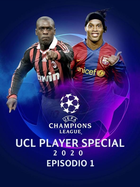 Seedorf e Ronaldinho