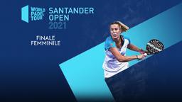 Santander Open: Finale F