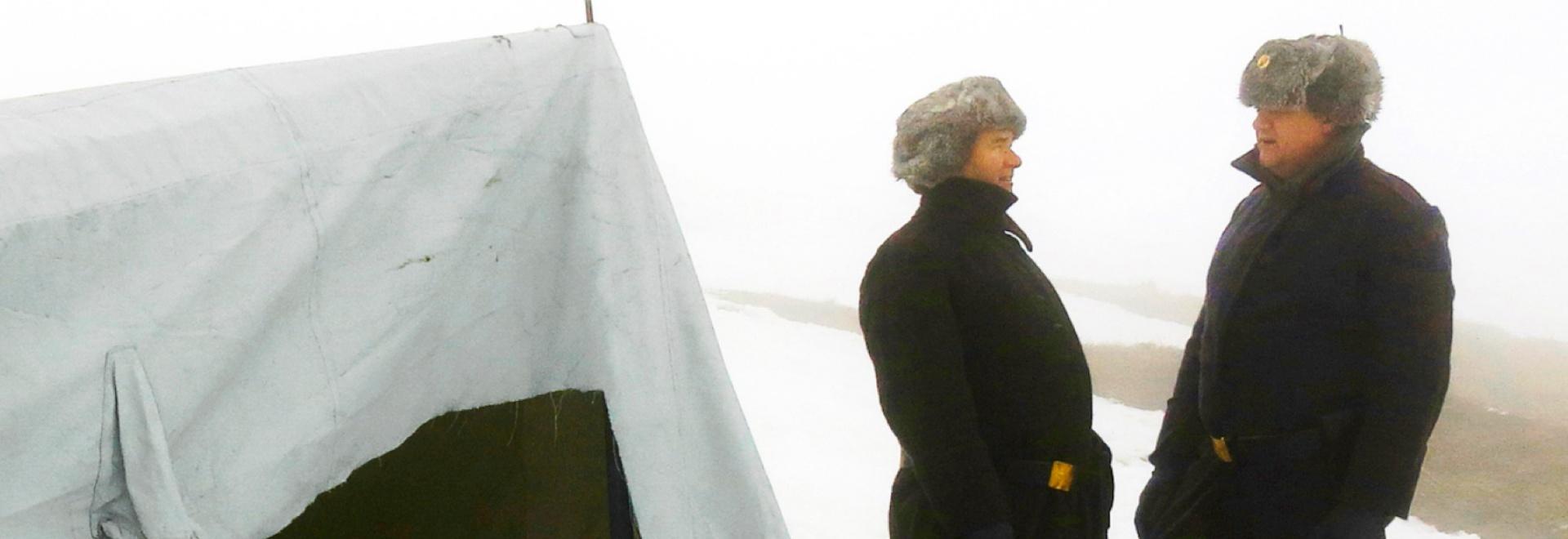 Russia: la montagna della morte