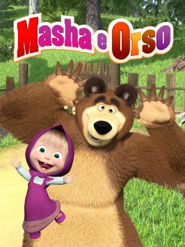 Masha e Orso vanno a pesca