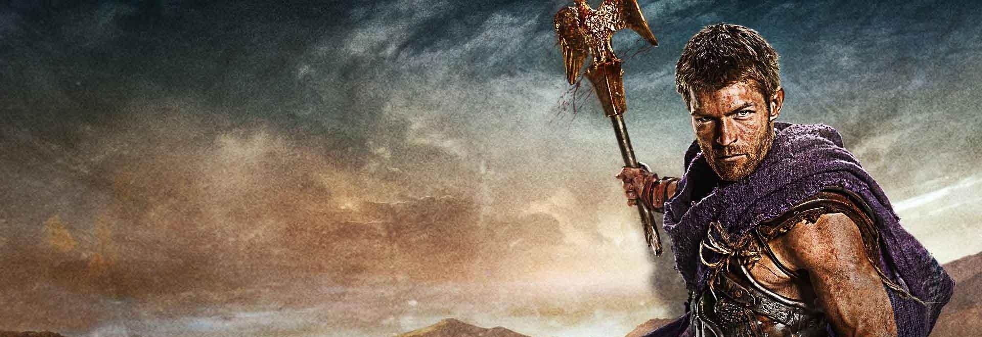 Spartacus - La guerra dei dannati (v.i.)