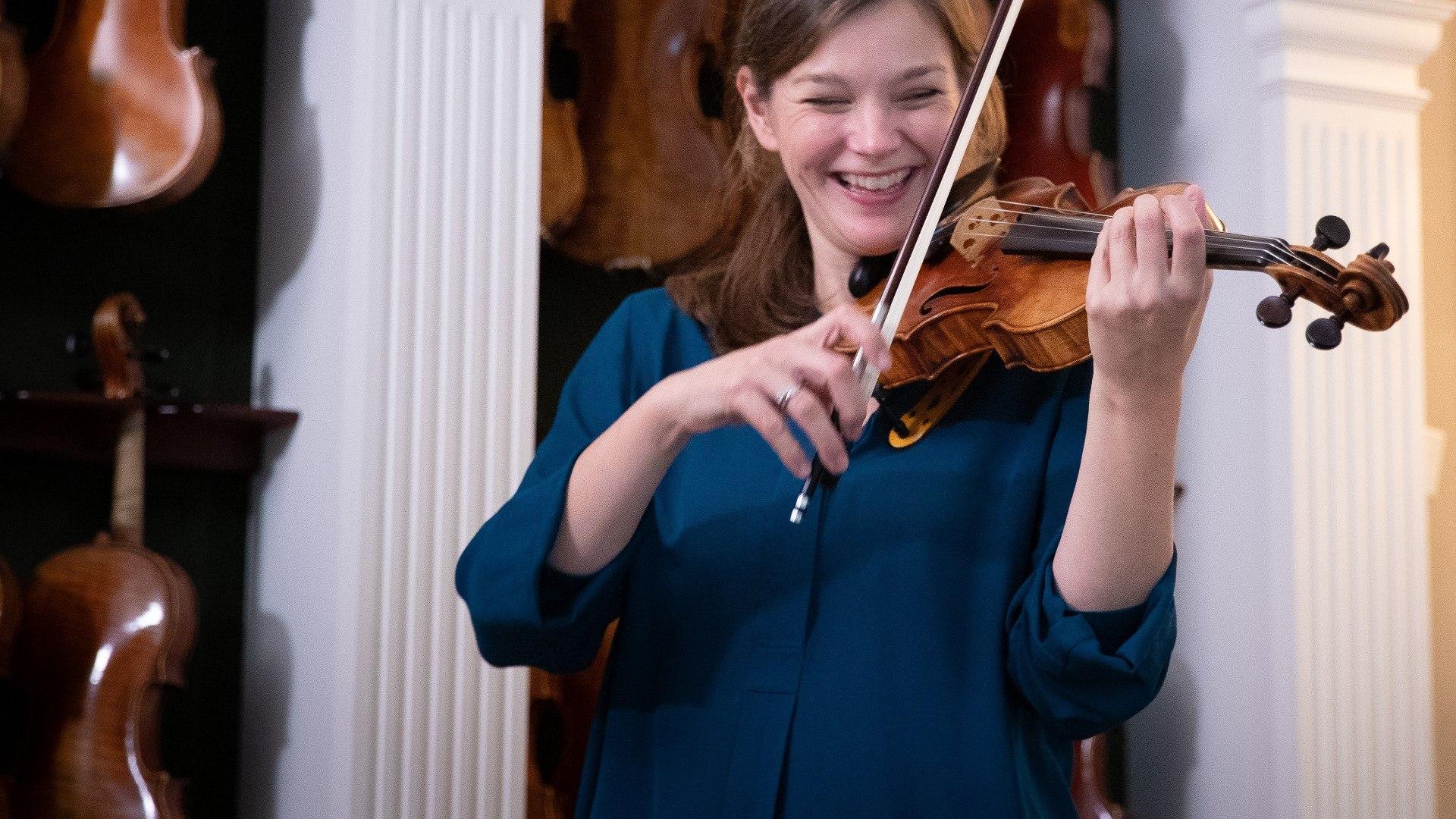 Sky Arte HD Falling for Stradivari