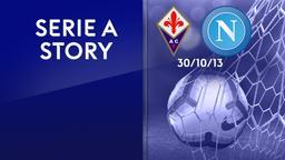 Fiorentina - Napoli 30/10/13