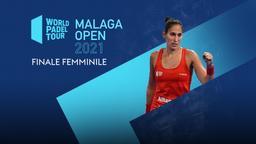 Malaga Open: Finale F