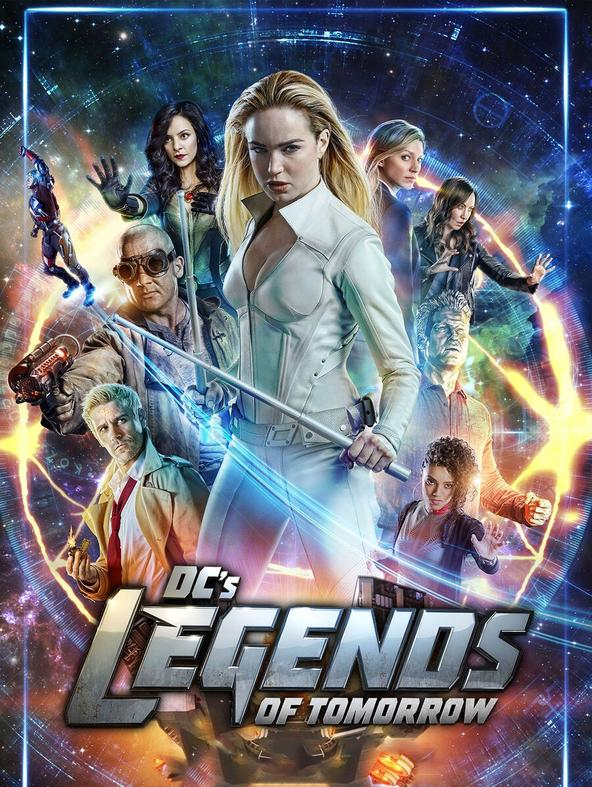 S4 Ep14 - Dc's Legends of Tomorrow