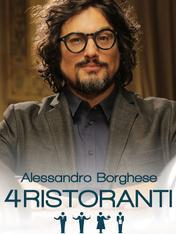 S4 Ep10 - Alessandro Borghese - 4 ristoranti