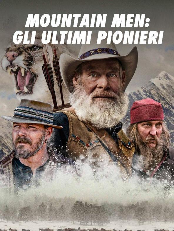 S9 Ep6 - Mountain Men: gli ultimi pionieri