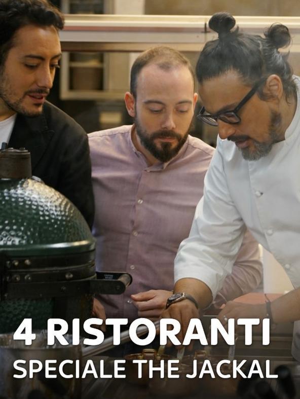 4 ristoranti - Speciale The Jackal