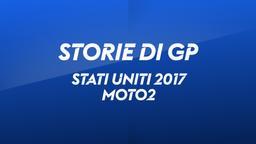 Americhe 2017. Moto2