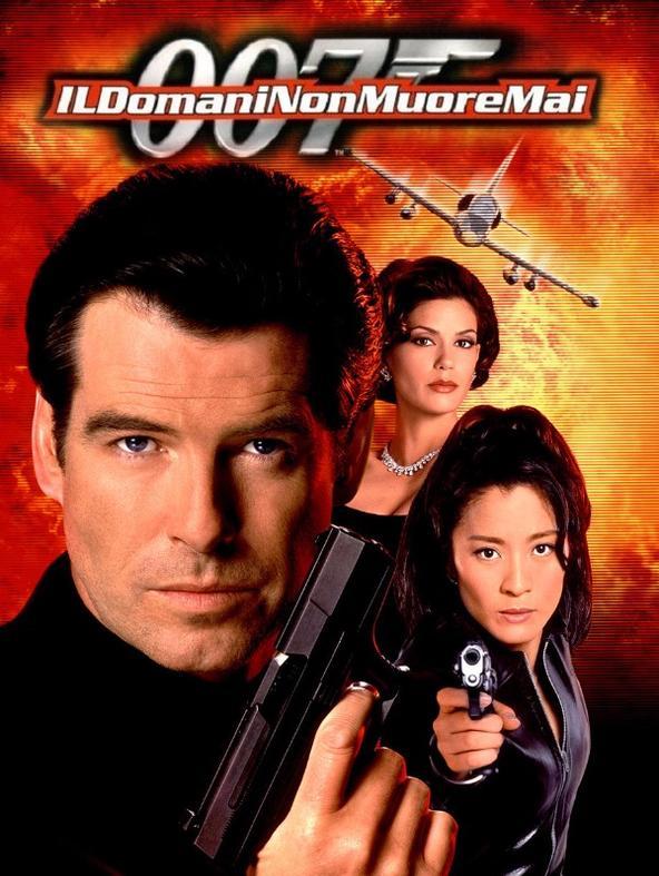 007 - Il domani non muore mai