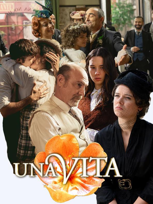 Una vita - 1^ TV - 1^TV