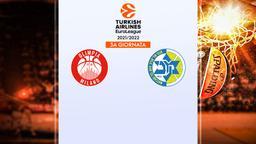 Milano - Maccabi Tel Aviv