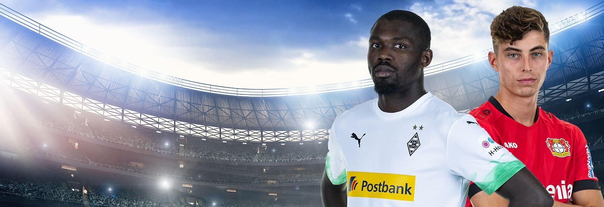 Borussia M. - Bayer L. 27a g.