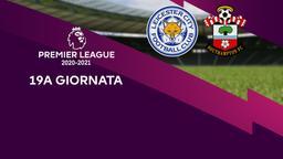 Leicester - Southampton. 19a g.