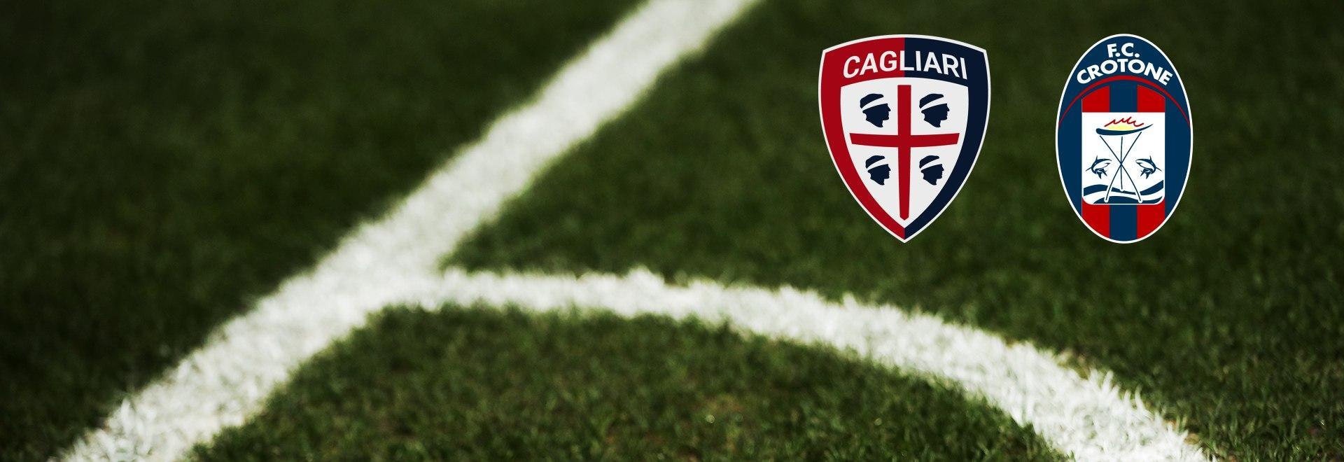 Cagliari - Crotone. 5a g.