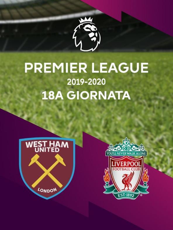 West Ham - Liverpool   (diretta)