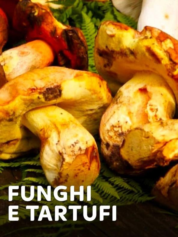 S1 Ep1 - Funghi e tartufi