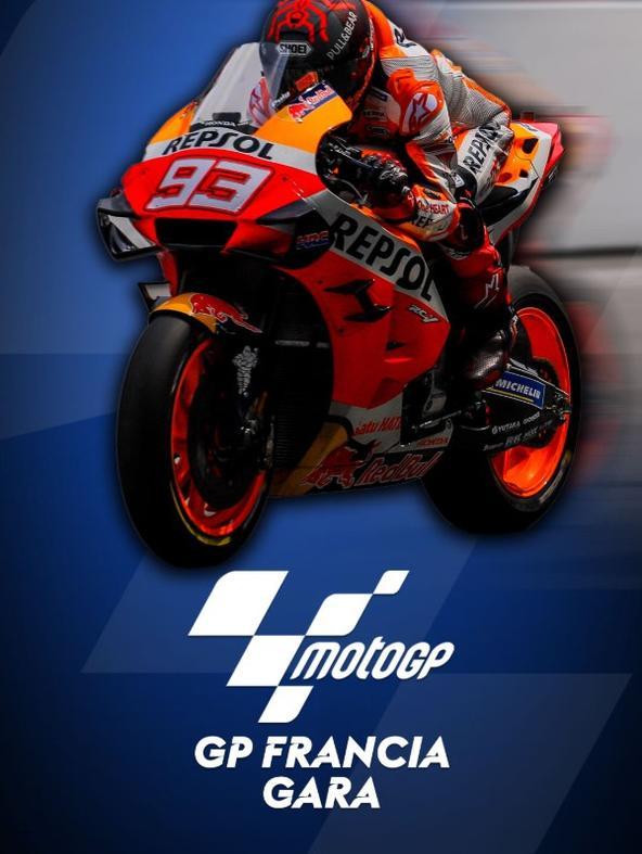 MotoGP Gara: GP Francia