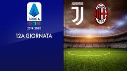 Juventus - Milan. 12a g.