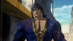 L'erede della Divina scuola di Hokuto: Kenshiro Kasumi
