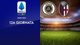 Spezia - Bologna. 12a g.