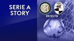Inter - Siena 09/01/10