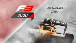 GP Bahrain. Gara 1