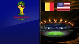 Belgio - USA. Ottavi di finale