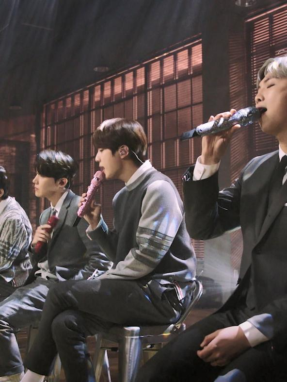 Mtv Unplugged Presents: BTS