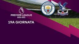 Manchester City - Crystal Palace. 19a g.