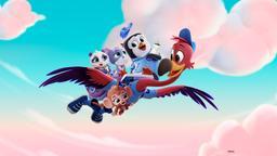 Eccesso di Panda / Una situazione puzzolente