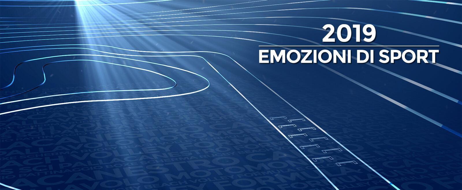 2019 - emozioni sport
