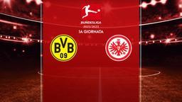 Borussia Dortmund - Eintracht Francoforte