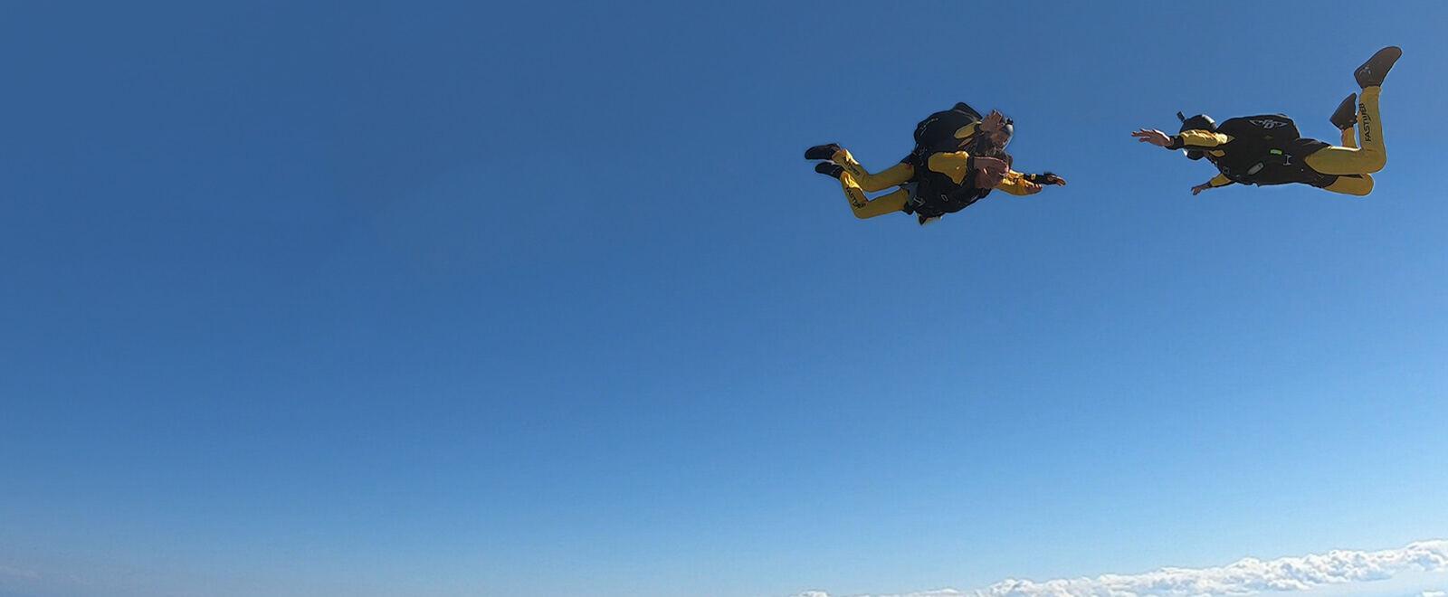 Giu' in 60 secondi - adrenalina ad alta quota