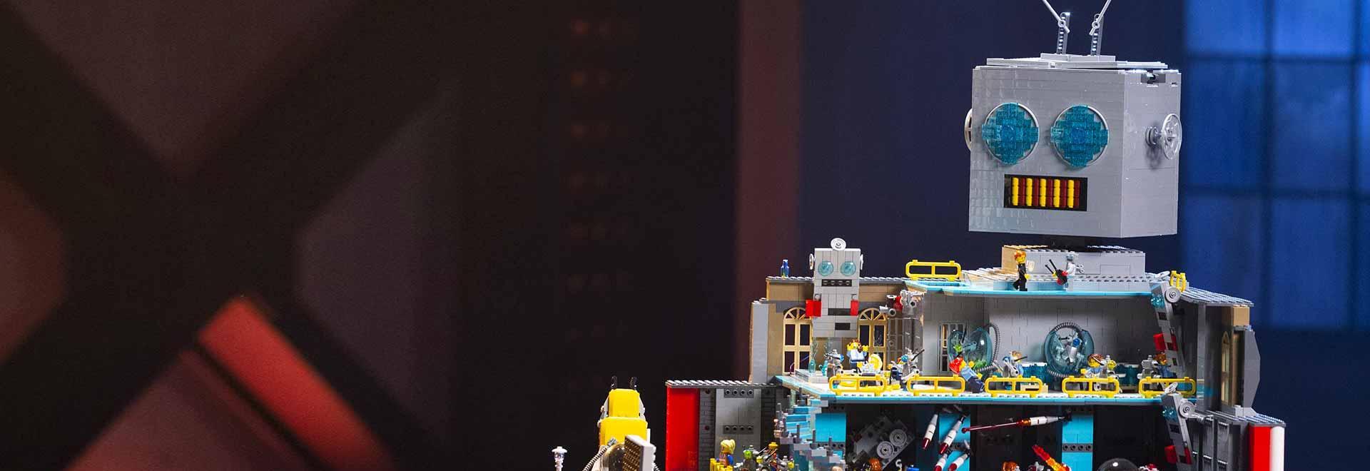 Lego campione!